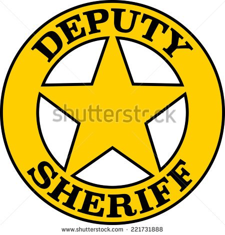 Deputy badge clipart clipart Deputy sheriff badge clipart 1 » Clipart Portal clipart