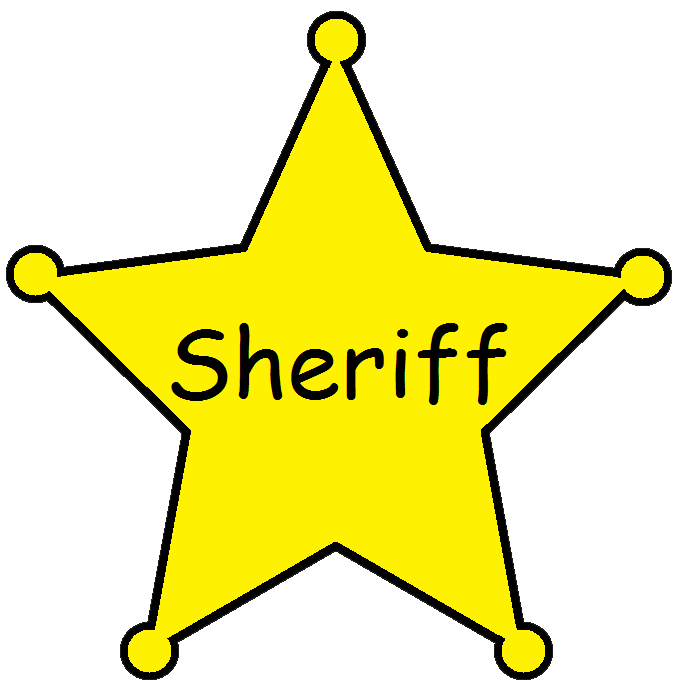 Deputy badge clipart picture library stock Free Cowboy Badge Cliparts, Download Free Clip Art, Free ... picture library stock