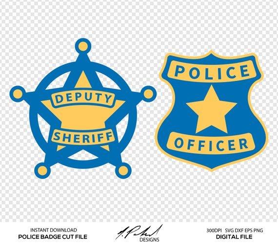 Deputy badge clipart clip royalty free Deputy sheriff badge clipart 6 » Clipart Portal clip royalty free