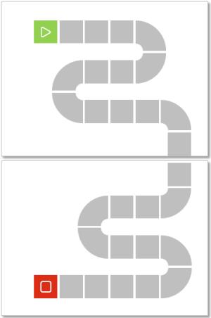 Der weg ist das ziel clipart vector royalty free download Download » Der Weg zum Ziel: So stellen Sie Abläufe anschaulich ... vector royalty free download