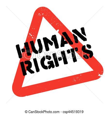 Derechos humanos clipart clipart sello de goma, derechos humanos clipart