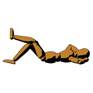 Descansar clipart