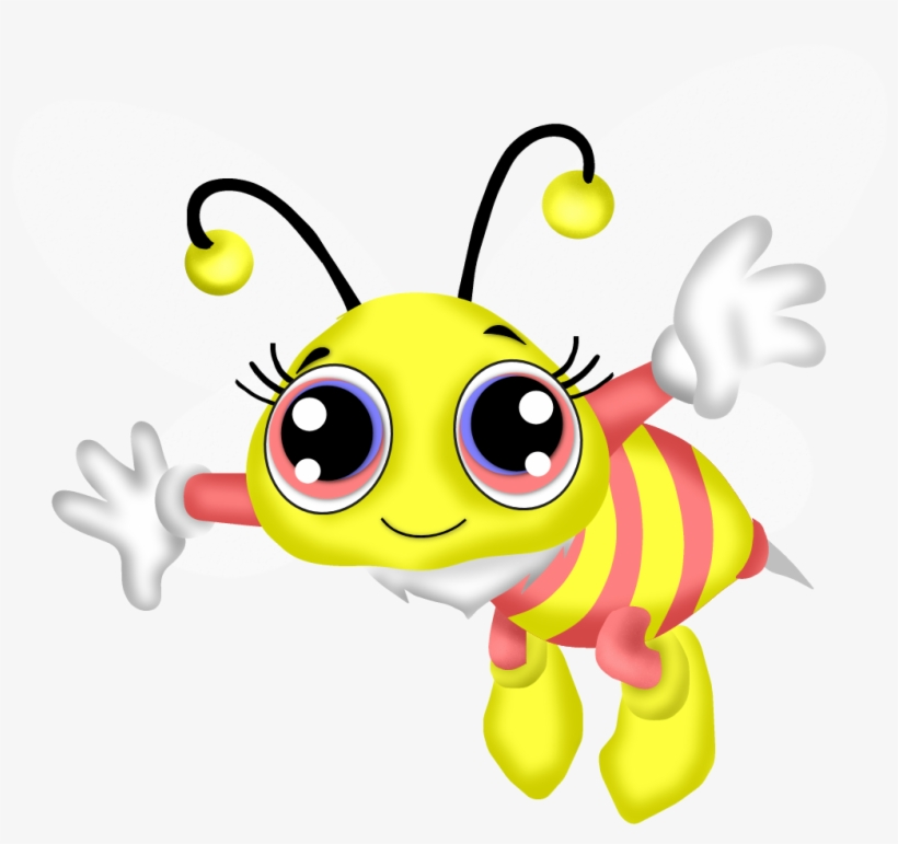 Descargar imagenes clipart gratis picture transparent stock Png Black And White Library Cartoon Bee Clipart - Para ... picture transparent stock