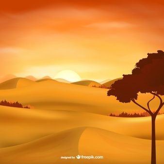 Desert background clipart clip free download Desert Vectors, Photos and PSD files   Free Download clip free download