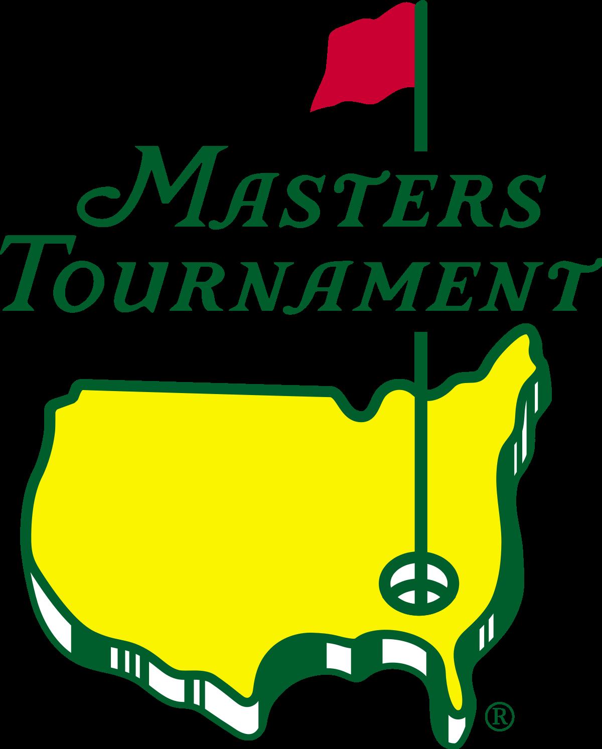 Desert classic golf tournament 2019 logo clipart graphic transparent Masters Tournament - Wikipedia graphic transparent