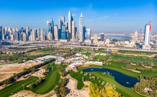 Desert classic golf tournament 2019 logo clipart free Omega Dubai Desert Classic free