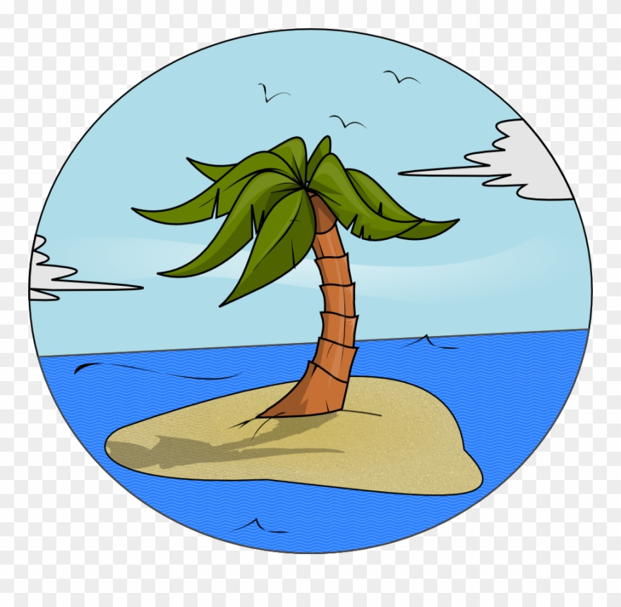Desert island clipart free jpg royalty free library Island Free Clipart - Free Clip Art Island - Png Download (#449 ... jpg royalty free library