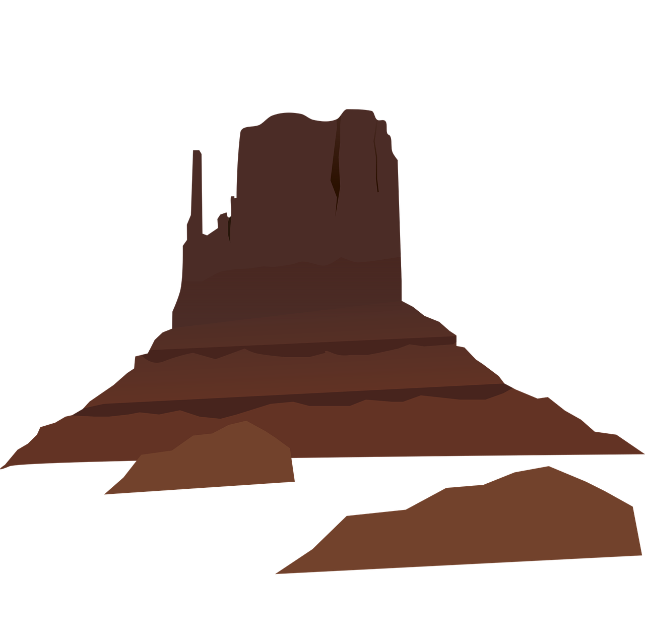 Desert morning sun clipart svg download Desert Silhouette at GetDrawings.com   Free for personal use Desert ... svg download
