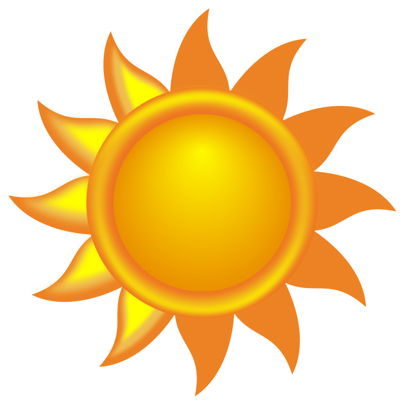 Sun desert clipart vector 28+ Collection of Desert Sun Clipart | High quality, free cliparts ... vector