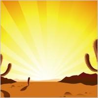 Desert sunset clipart clip art stock Desert Sunset Clip Art - Clip Art Library clip art stock