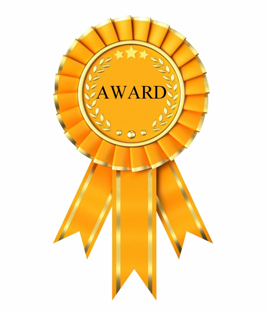 Design award clipart clip library stock Award Ribbon Badge Png Clipart - Award Yellow Free PNG ... clip library stock