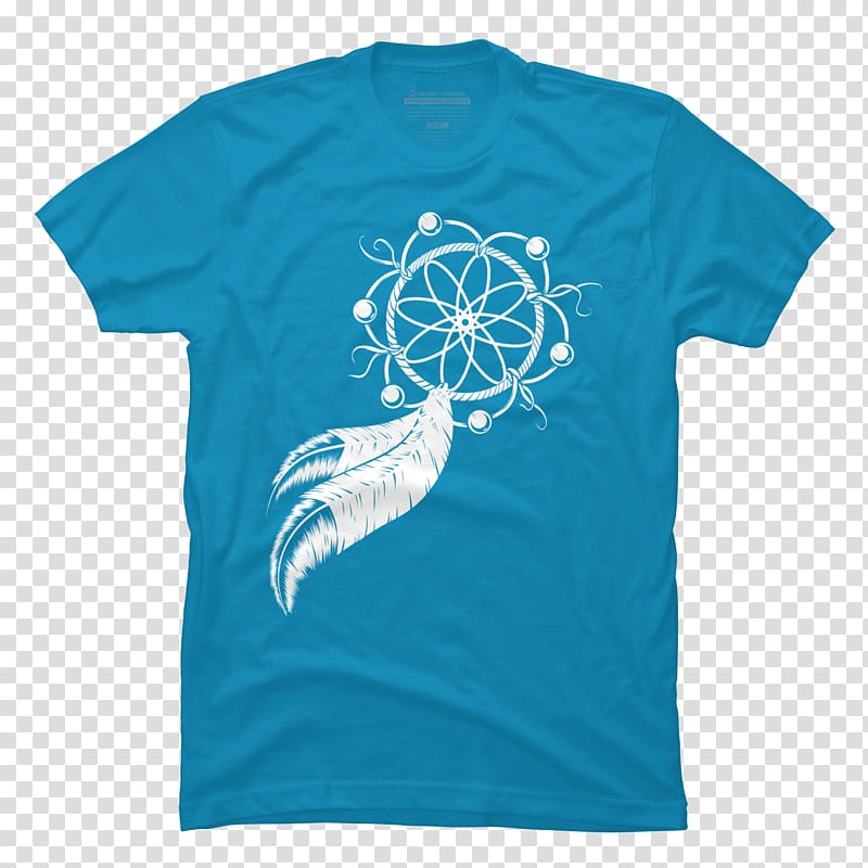 Design by humans clipart banner library T-shirt Hoodie Design by Humans, dreamcatchers transparent ... banner library