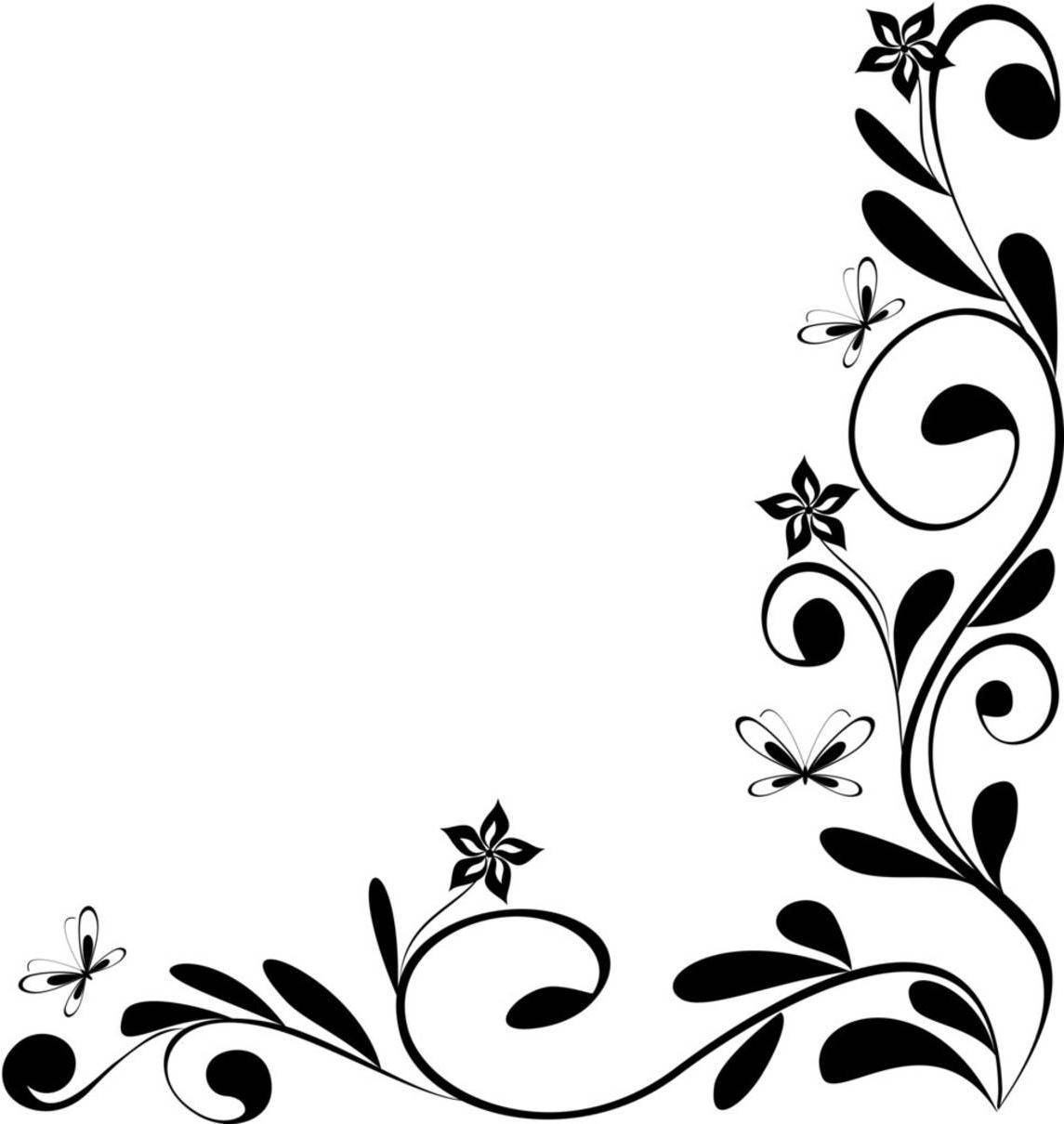 Design clipart hd graphic freeuse stock Corner Border Clipart - 55 cliparts graphic freeuse stock