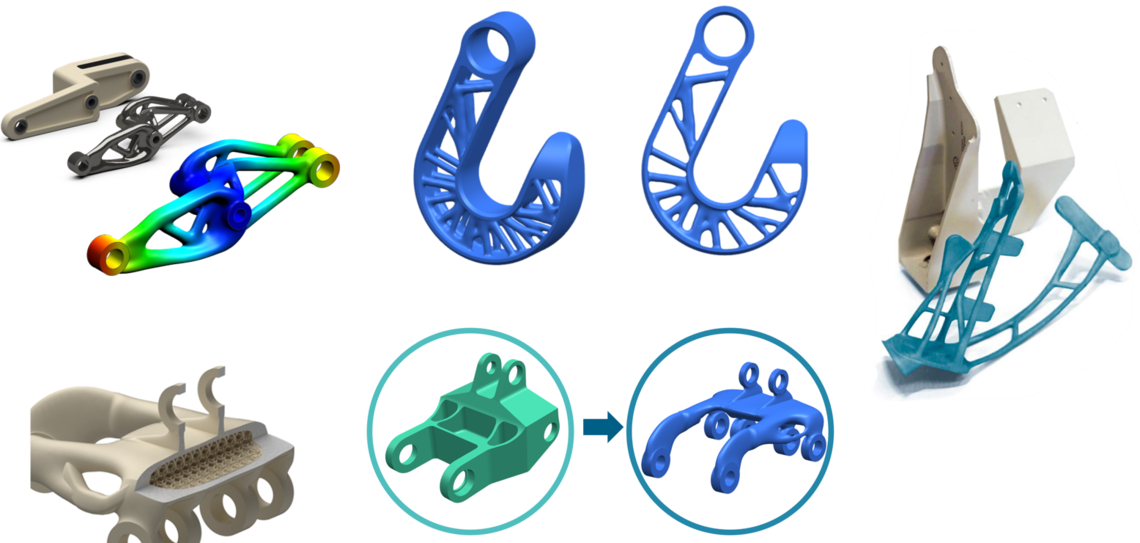Design for additive manufacturing clipart png freeuse download Additive Manufacturing - NX - BCT Technology AG png freeuse download