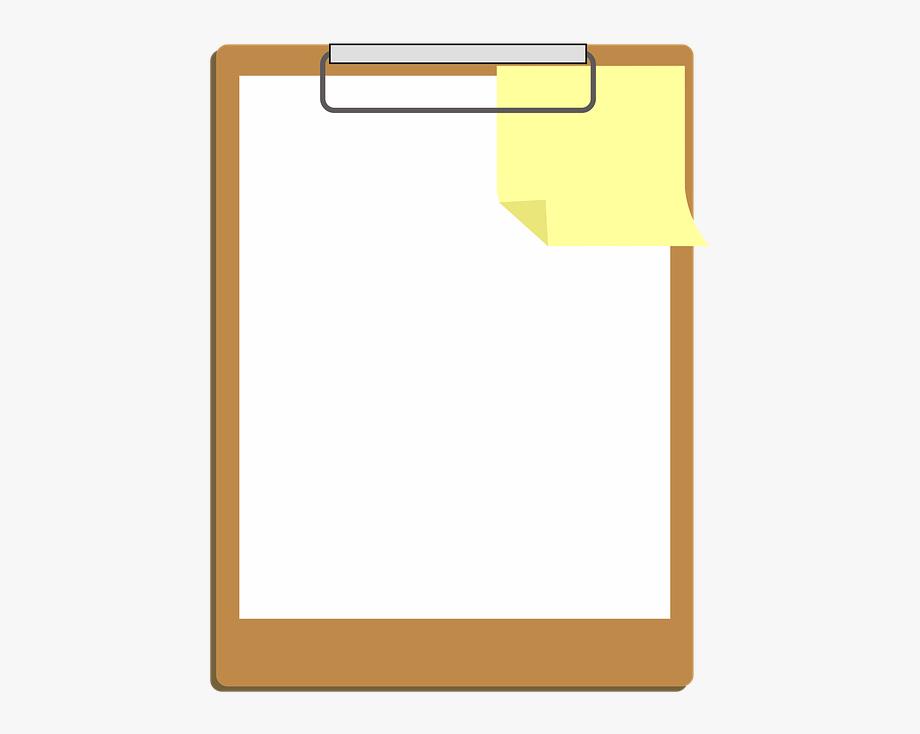 Design icon clipart graphic transparent Clipart Clipboard Design Paper Icon Note White - Clipboard With ... graphic transparent
