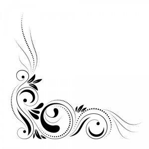 Designer vector clipart clip art black and white Hd Swirl Designs Clip Art Library | CQRecords clip art black and white