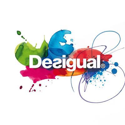 Desigual logo clipart vector royalty free library Desigual Shop (@DesigualShop) | Twitter vector royalty free library