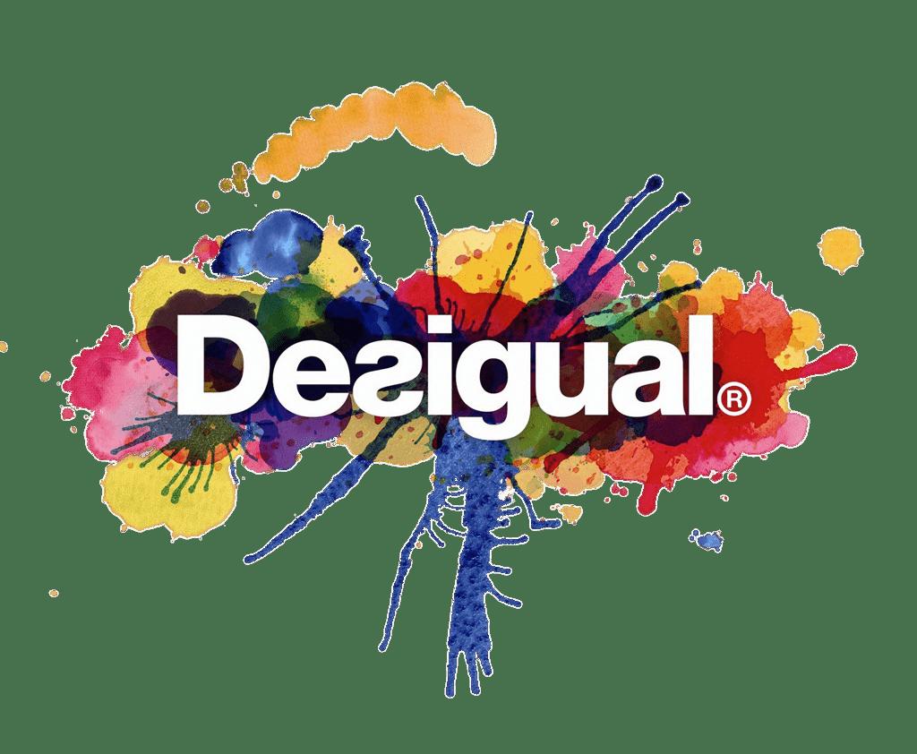 Desigual logo clipart clip stock Desigual Color Logo transparent PNG - StickPNG clip stock