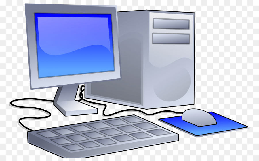 Desktop computers clipart image free Desktop Icontransparent png image & clipart free download image free