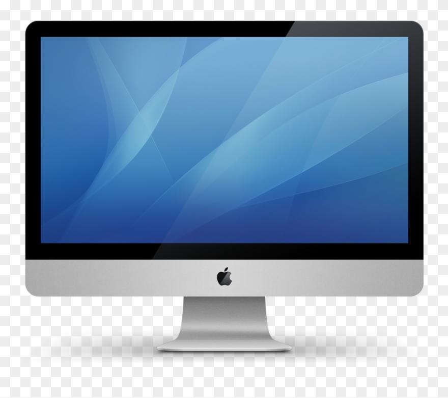 Desktop mac clipart svg freeuse stock Mac Computer Clipart - Monitor Png Transparent Png (#8392) - PinClipart svg freeuse stock