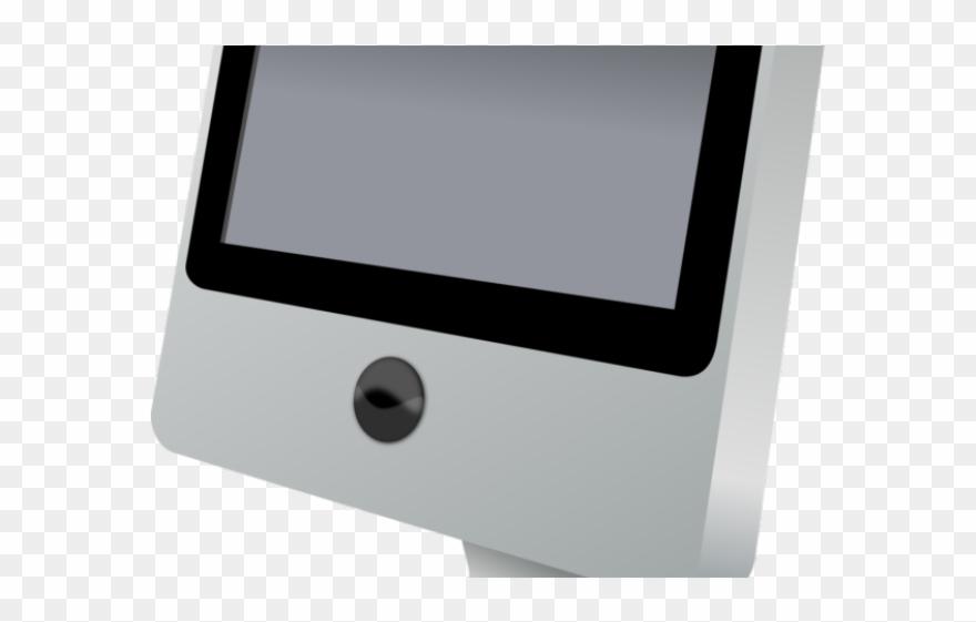 Desktop mac clipart graphic black and white stock Macbook Clipart Mac Desktop - New Computer - Png Download (#1035294 ... graphic black and white stock