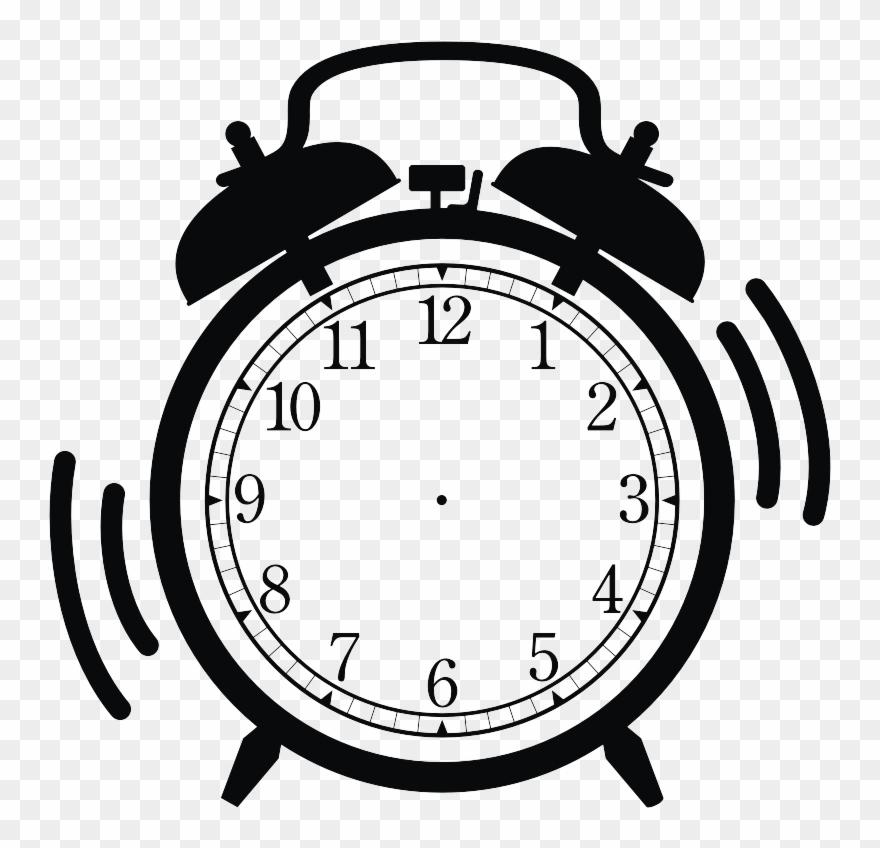 Despertador clipart picture library stock Reloj Despertador - S - - Clock Faces With Hands Clipart (#4862166 ... picture library stock