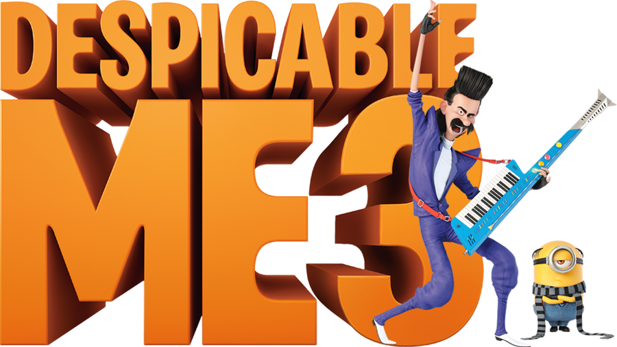 Despicable me 3 clipart vector library download Film, Cartoon, Text, transparent png image & clipart free download vector library download