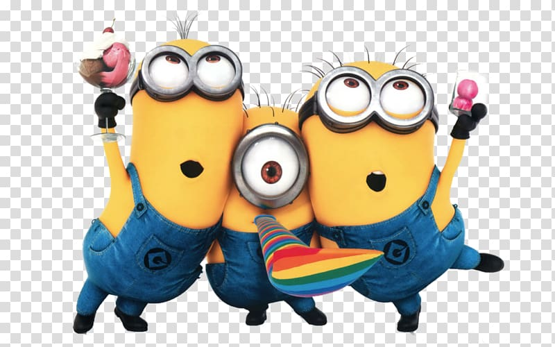 Despicable me 3 clipart jpg freeuse stock Three Minions , Despicable Me: Minion Rush , minion transparent ... jpg freeuse stock