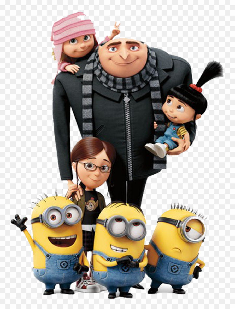 Despicable me 3 clipart graphic black and white stock Animated Movies 2019 PNG Despicable Me 3 Clipart download - 1225 ... graphic black and white stock
