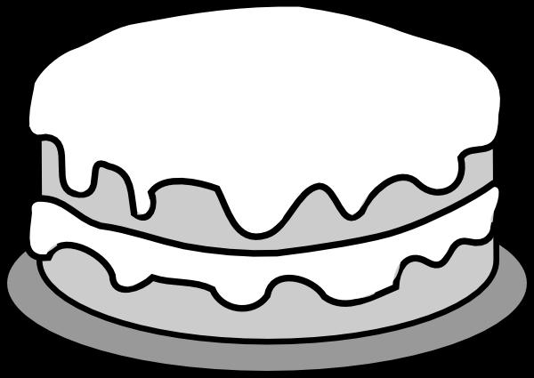Dessert black and white clipart clip black and white download Dessert Cliparts Black - Cliparts Zone clip black and white download