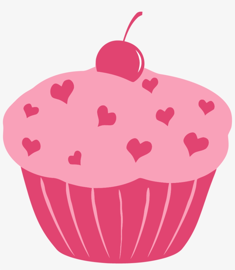 Dessert clipart pink image transparent library Pink,Baking cup,Muffin,Cupcake,Food,Cake,Baked goods,Dessert,Clip ... image transparent library