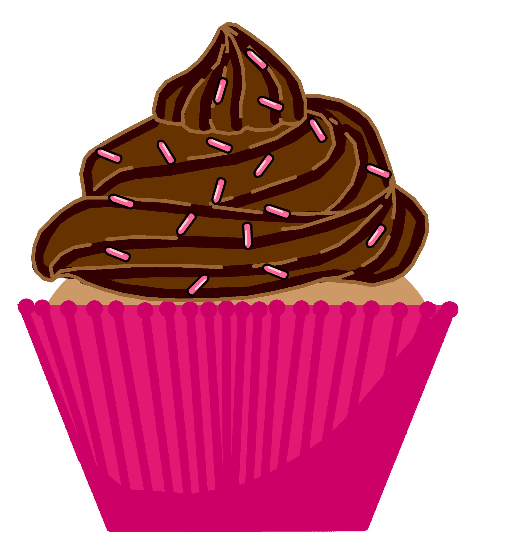 Dessert clipart pink clip freeuse library Free Dessert Clipart | Free download best Free Dessert Clipart on ... clip freeuse library