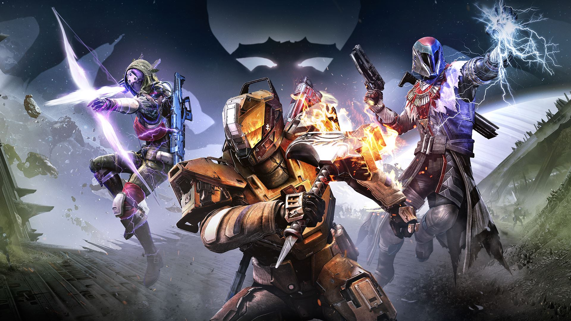 Destiny graphic free stock Bungie's Disastrous 'Taken King' Interview Could Have ... graphic free stock