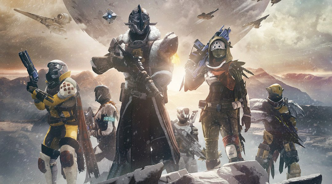 Destiny banner free download Bungie Reveals What Will Happen to Characters in 'Destiny 2' | Inverse banner free download