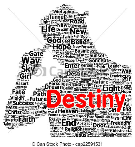 Destiny clipart. Clipartfest word cloud shape