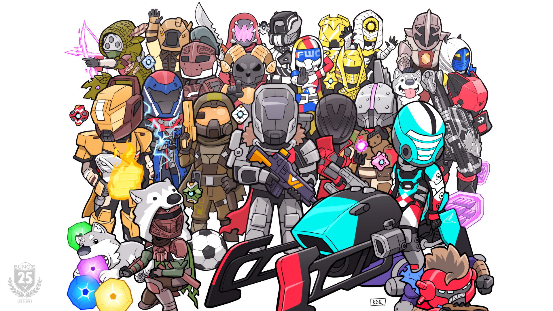 Destiny clipart 1920x1080 picture freeuse Year Two Triumphs - Destiny Wiki Guide - IGN picture freeuse