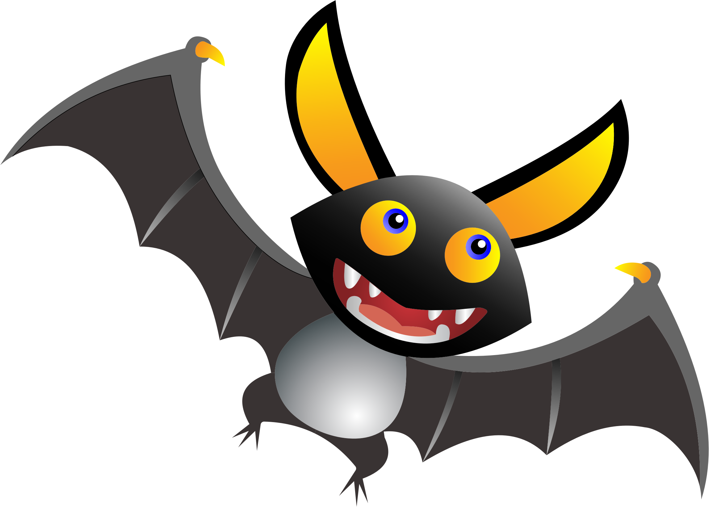 Halloween bat clipart png svg library stock Destiny Cartoon Bat Pictures Pioneering Images 5649 9130 #12064 svg library stock