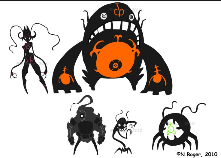 best images about. Destiny greed monster clipart