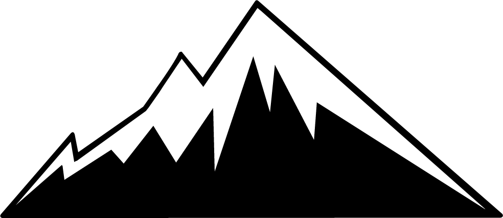 Three cross mountain clipart image transparent Mountain clipart hd | 12410 Stencils | Pinterest | Mountain clipart ... image transparent