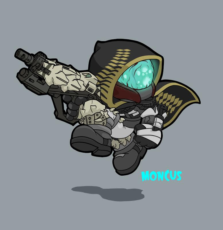 Destiny hunter clipart picture library stock Destiny Malok Hunter Commission by BrianMoncus on DeviantArt picture library stock