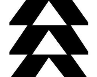 Hunter clipartfest decal. Destiny logo clipart