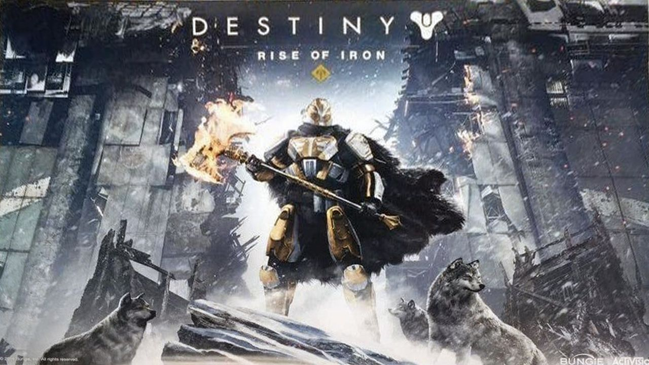Destiny quarantine patrol clipart image library stock Destiny: Rise of Iron Review image library stock