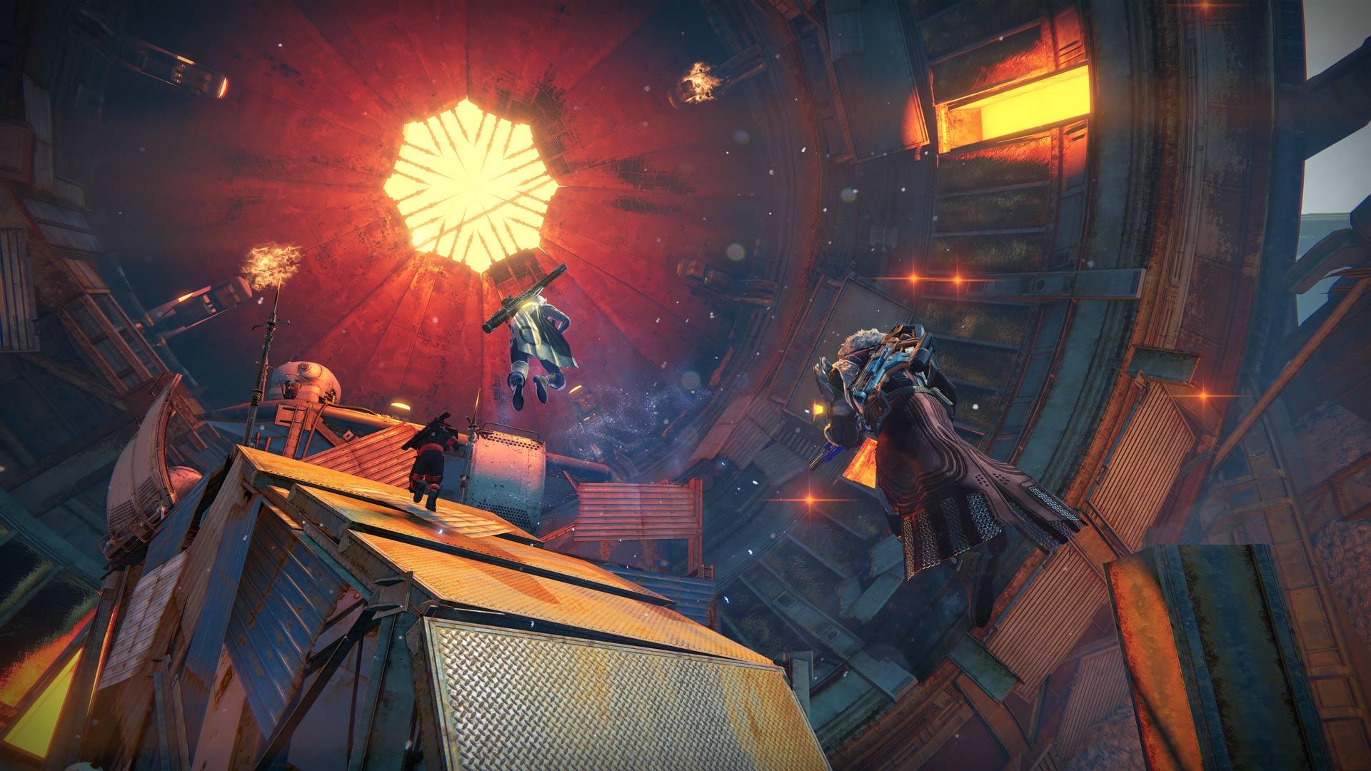 Destiny quarantine patrol clipart vector free stock Destiny: Rise of Iron Review vector free stock