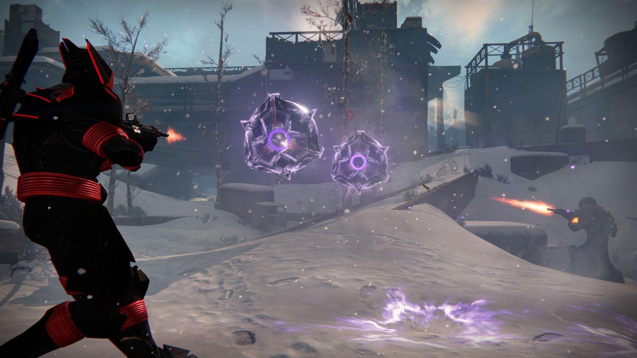 Destiny quarantine patrol clipart transparent download Destiny: Rise of Iron Review transparent download
