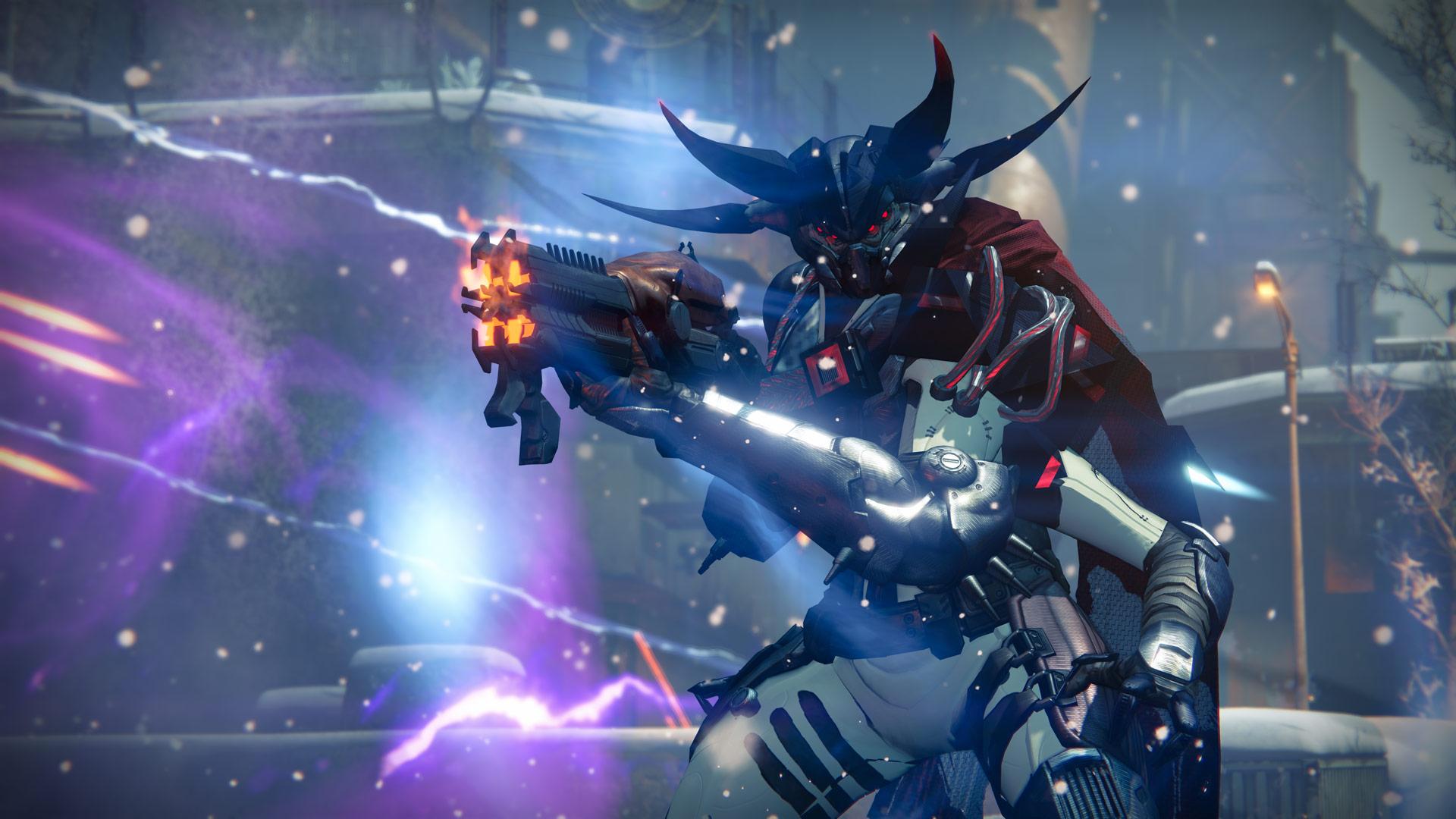 Destiny quarantine patrol clipart banner free Destiny: Rise of Iron Review banner free