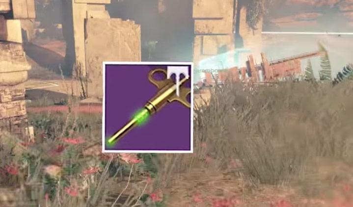 Strike Spezifischer Loot