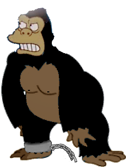 Destiny the taken king clipart image royalty free King Kong | Simpsons Wiki | Fandom powered by Wikia image royalty free
