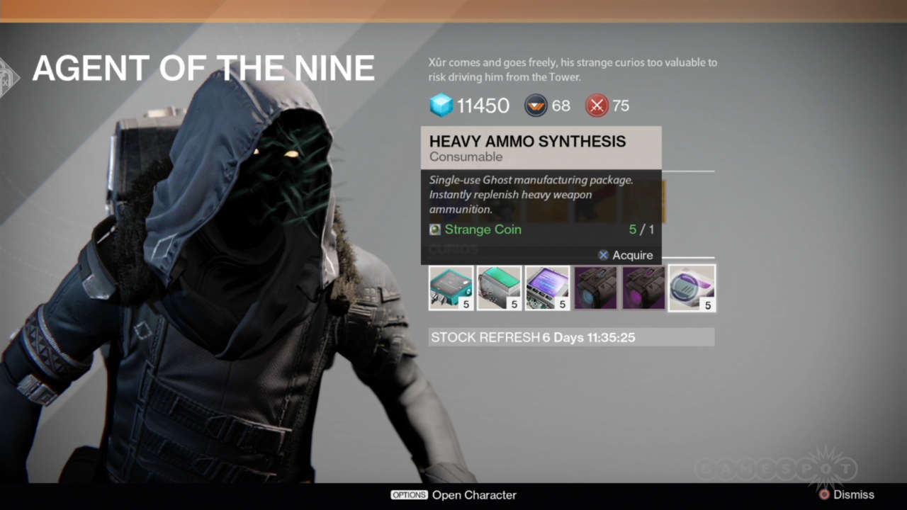 Destiny xur banner black and white library Bungie Confirms Destiny's Xur Is Selling Gjallarhorn Through ... banner black and white library