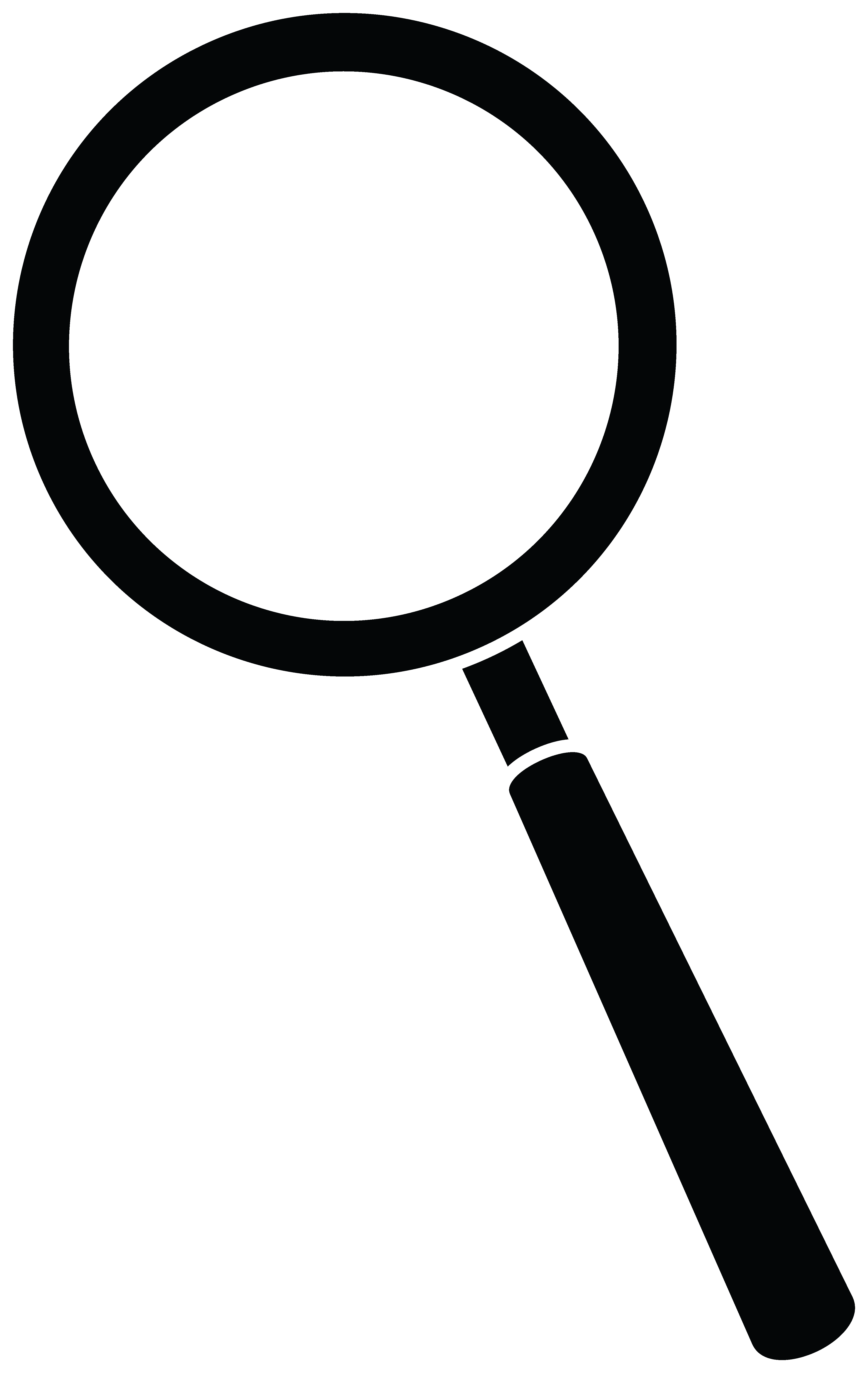 Magnifier clipart icon clipart black and white Collection of 14 free Detective clipart spy glass aztec clipart ... clipart black and white