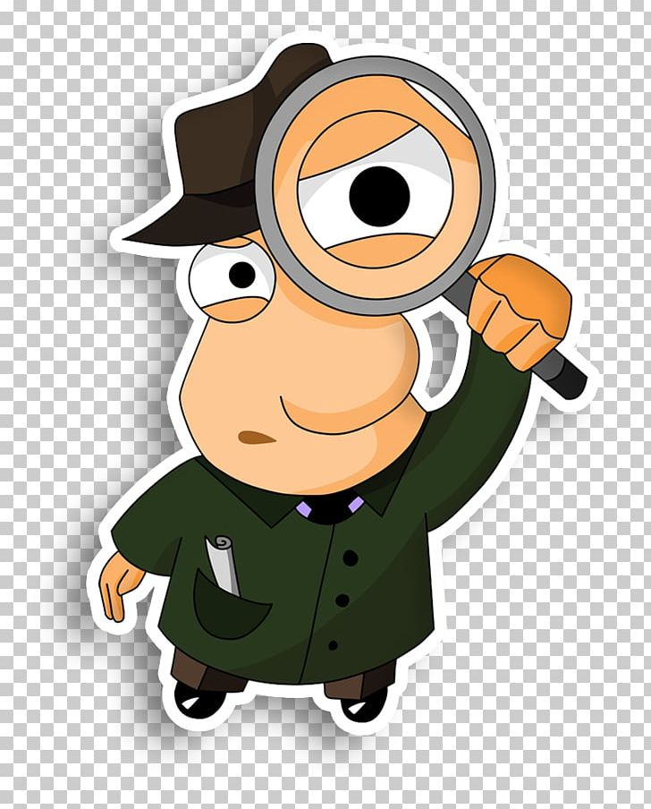 Detective with magnifying glass clipart jpg library library Detective Magnifying Glass Private Investigator PNG, Clipart ... jpg library library